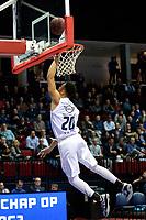 GRONINGEN - Basketbal, Donar - Landstede Zwolle , Martiniplaza,  halve finale beker, seizoen 2017-2018, 13-02-2018,  score Donar speler Brandyn Curry
