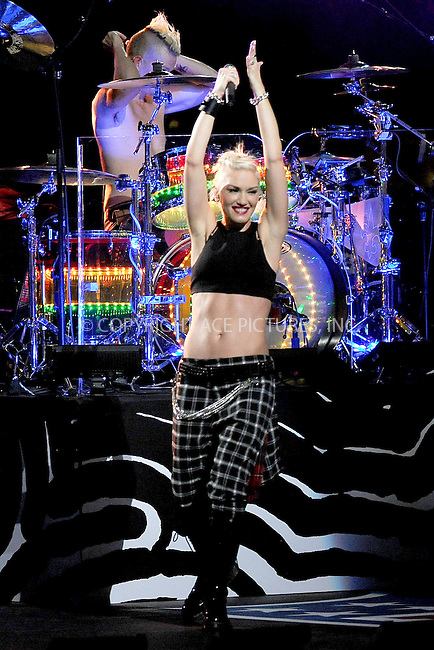 WWW.ACEPIXS.COM . . . . . .September 5, 2012...New York City.... Singer Gwen Stefani of No Doubt performs onstage during the 2012 NFL Kick-Off Concert in Rockefeller Center on September 5, 2012 in New York City....Please byline: KRISTIN CALLAHAN - ACEPIXS.COM.. . . . . . ..Ace Pictures, Inc: ..tel: (212) 243 8787 or (646) 769 0430..e-mail: info@acepixs.com..web: http://www.acepixs.com .