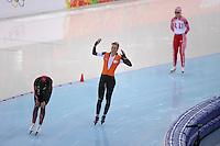 OLYMPICS: SOCHI: Adler Arena, 09-02-2014, 3000 m Ladies, Annouk van der Weijden, ©foto Martin de Jong