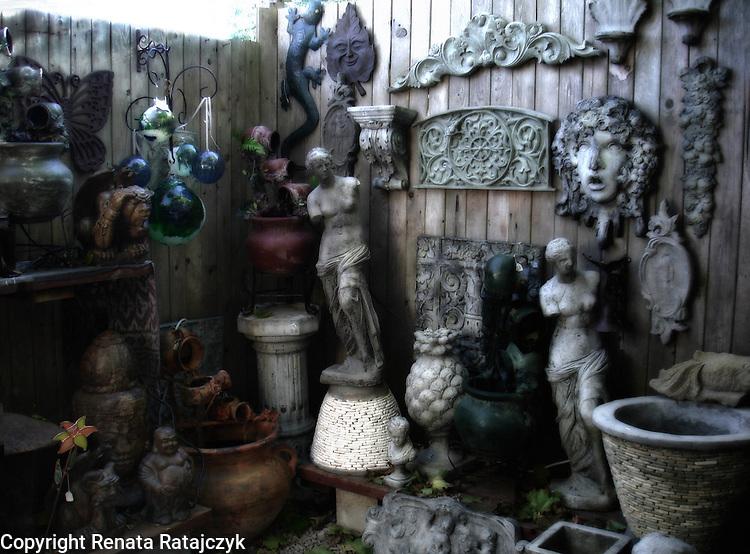Antique Shop, Ontario,Canada