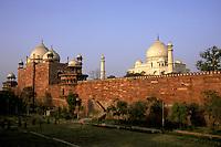 India, Uttar Pradesh, Taj Mahal