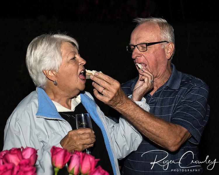 Happy 50th Anniversary John and Phylllis LaRose.