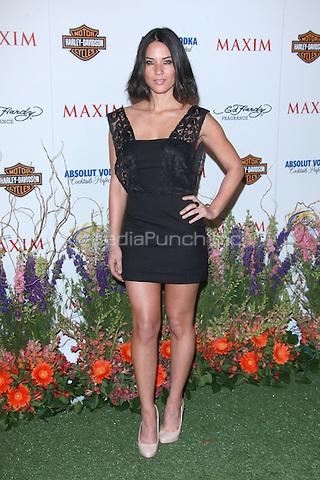 Olivia Munn at the 11th Annual Maxim Hot 100 Party at Paramount Studios in Los Angeles, California. May 19, 2010.Credit: Dennis Van Tine/MediaPunch