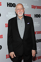 NEW YORK, NY - January 9: Dominic Chianese at HBO And Split Screens Festival The Sopranos 20th Anniversary panel discussion at the SVA Theatre in New York City on January 9, 2019. <br /> CAP/MPI/JP<br /> ©JP/MPI/Capital Pictures