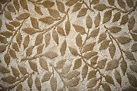 The carpet pattern in a suite at the Four Seasons Resort and Spa in Irving, Texas, Sunday, May 2, 2010. Four Seasons couldn't abstain from cost cutting in this downturn as it had in previous recessions because the worst hotel market in decades left the company last year with a 26% decline in revenue per available room in the U.S. Similarly, its occupancy fell to 57% from its usual perch above 70%...CREDIT: Matt Nager for The Wall Street Journal