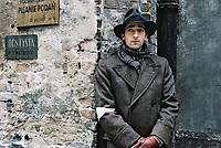 The Pianist (2002)<br /> Adrien Brody<br /> *Filmstill - Editorial Use Only*<br /> CAP/KFS<br /> Image supplied by Capital Pictures