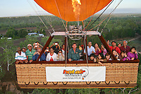 20091128 November 28 cairns Hot air