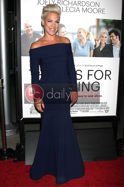 """Alecia Moore, Pink<br /> at the """"Thanks For Sharing"""" Los Angeles Premiere, Arclight, Hollywood, CA 09-16-13<br /> David Edwards/Dailyceleb.com 818-249-4998"""