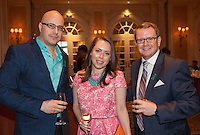 Ovarian Cancer National Alliance Teal Gala at Essex House 5/14/2015