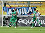 En el estadio Metropolitano de Techo, en Bogotá, se jugó el segundo encuentro programado en la fecha 17 de la fase todos contra todos de la Liga Águila 2015 – I, donde La Equidad venció 3-1 al Deportivo Cúcuta.