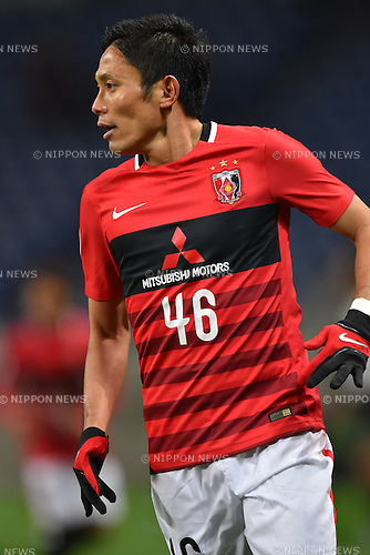Ryota Moriwaki (Reds),<br /> FEBRUARY 24, 2016 - Football / Soccer :<br /> AFC Champions League Group H match between Urawa Red Diamonds 2-0 Sydney FC at Saitama Stadium 2002 in Saitama, Japan. (Photo by AFLO)