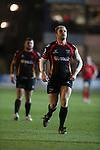 Aaron Coundley<br /> RaboDirect Pro12<br /> Newport Gwent Dragons v Munster<br /> Rodney Parade - Newport<br /> 29.11.13<br /> ©Steve Pope-SPORTINGWALES