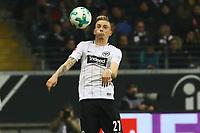 Marius Wolf (Eintracht Frankfurt) - 03.11.2017: Eintracht Frankfurt vs. SV Werder Bremen, Commerzbank Arena