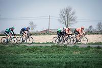 Greg Van Avermaet (BEL/CCC) chasing.<br /> <br /> 82nd Gent – Wevelgem in Flanders Fields 2019 (1.UWT)<br /> Deinze – Wevelgem: 251,5km<br /> ©kramon