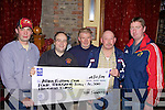 Race Night: Athea fishing club who held their fundraising race night in The Gables, Athea.l-r: Pat Moore, Connie Herbert, Pat McSweeney, John Fealy and Sean Wall.