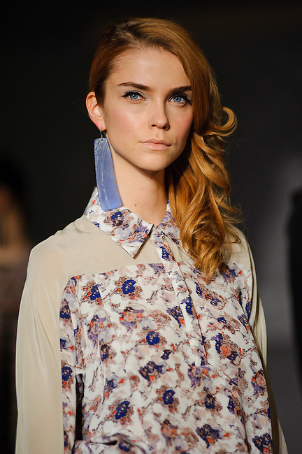 Tanya Taylor: Mercedes Benz Fashion Week Fall/Winter 2012