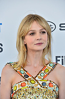 SANTA MONICA, CA. February 23, 2019: Carey Mulligan at the 2019 Film Independent Spirit Awards.<br /> Picture: Paul Smith/Featureflash