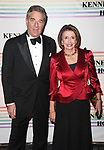 Nancy Pelosi & husband Paularriving for the 2009 Kennedy Center Honors held at the  Kennedy Center in Washington, D.C.. December 6, 2009
