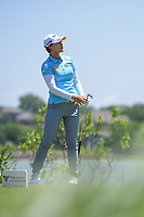 In Gee Chun (KOR) watches her tee shot on 2 during round 1 of  the Volunteers of America LPGA Texas Classic, at the Old American Golf Club in The Colony, Texas, USA. 5/5/2018.<br /> Picture: Golffile | Ken Murray<br /> <br /> <br /> All photo usage must carry mandatory copyright credit (&copy; Golffile | Ken Murray)