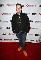 "WEST HOLLYWOOD, CA July 11- Tom Gustafson,  At 2017 Outfest Los Angeles LGBT Film Festival Screening of ""Hello Again"" at The DGA Theater, California on July 11, 2017. Credit: Faye Sadou/MediaPunch"