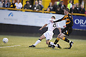 25/08/2009  Copyright  Pic : James Stewart.sct_jspa04_alloa_v_dundee_utd  .DAVID GOODWILLIE SCORES THE SECOND.James Stewart Photography 19 Carronlea Drive, Falkirk. FK2 8DN      Vat Reg No. 607 6932 25.Telephone      : +44 (0)1324 570291 .Mobile              : +44 (0)7721 416997.E-mail  :  jim@jspa.co.uk.If you require further information then contact Jim Stewart on any of the numbers above.........