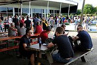 SCHOONEBEEK - Voetbal, SVV 04 - FC Emmen, voorbereiding seizoen 2018-2019, 06-07-2018,   sfeerfoto publiek