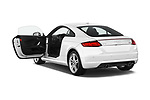 Car images close up view of 2016 Audi TT-Coupe  2.0T-quattro-S-tronic 2 Door Coupe doors