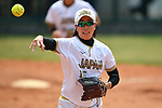 Yukari Hamamura (JPN), <br /> AUGUST 19, 2018 - Softball : Women's Preliminary Round between Japan - Hong Kong at Gelora Bung Karno Softball field during the 2018 Jakarta Palembang Asian Games in Jakarta, Indonesia. <br /> (Photo by MATSUO.K/AFLO SPORT)