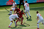 England v Poland - Men - Rabo EuroHockey Championships 2017