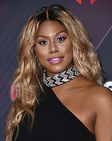 11 March 2018 - Inglewood, California - Laverne Cox. 2018 iHeart Radio Awards held at The Forum. <br /> CAP/ADM/BT<br /> &copy;BT/ADM/Capital Pictures