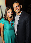 Julie and Johnny Garza at a VIP preview event for David Yurman's Meteorite Collection Tuesday Oct. 29,2013.  (Dave Rossman photo)