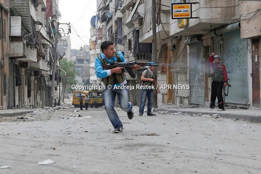 Aleppo 2012 Syria