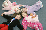 Aaron, Jessica, Hannah and Caoilfhionn at the Pyjama Day in Mornington Pre-School in aid of the Haiti earthquake victims...Photo NEWSFILE/Jenny Matthews.(Photo credit should read Jenny Matthews/NEWSFILE)....This Picture has been sent you under the condtions enclosed by:.Newsfile Ltd..The Studio,.Millmount Abbey,.Drogheda,.Co Meath..Ireland..Tel: +353(0)41-9871240.Fax: +353(0)41-9871260.GSM: +353(0)86-2500958.email: pictures@newsfile.ie.www.newsfile.ie.FTP: 193.120.102.198.