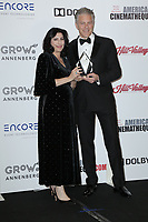 29 November 2018 - Beverly Hills, California - Sue Kroll, Doug Darrow. 32nd American Cinematheque Award Presentation Honoring Bradley Cooper held at The Beverly Hilton Hotel.       <br /> CAP/ADM/PMA<br /> &copy;BT/ADM/Capital Pictures