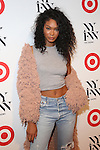 Victoria's Secret Angel Chanel Iman Attends Target and IMG   kick off New York Fashion Week: The Shows at The Park at Moynihan Station