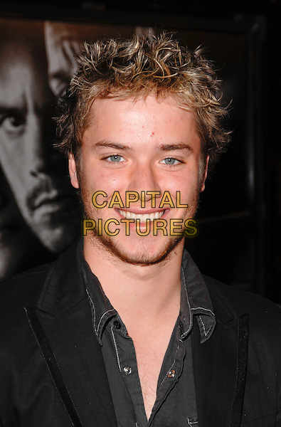 "JEREMY SUMPTER.World Premiere of ""Fast & Furious"" held at Gibson Ampitheatre in Universal City, California, USA. .March 12th, 2009 .headshot portrait stubble facial hair .CAP/ROT.©Lee Roth/Roth Stock/Capital Pictures"