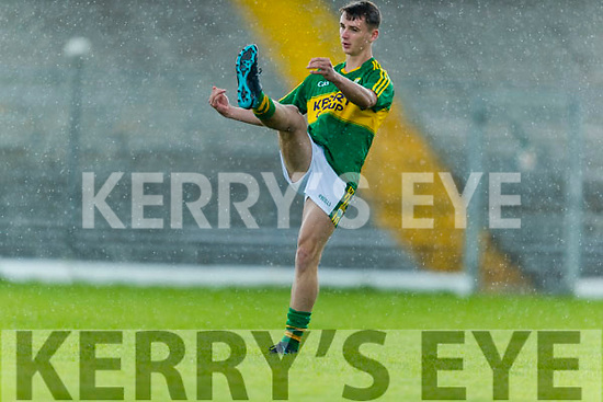 Michael O'Leary on the Kerry Minor Football panel.