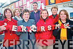 Preparations are underway for major Christmas celebrations in Kenmare with all local businesses joining forced for the month of December to bring Christmas cheer to the town. .Back L-R John O'Sullivan, Ann O'Doherty and Eleanor Connor Scarteen. .Front L-R Christine Bras ? Elaine Daly and Anne Marie Cleary.