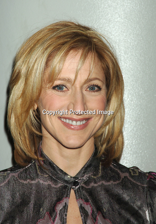 "Edie Falco ..at The World Premiere of ""Freedomland"" on February 13, 2006 at The Loews Lincoln Square Theatre. ..Photo by Robin Platzer, Twin Images"