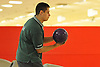 Chris Vietri of Holy Trinity rolls a frame during the NYSCHSAA boys bowling individual championship at AMF Babylon Lanes on Saturday, Mar. 5, 2016. He rolled a four-game series of 982. As a top five finisher (second place) in the tournament, he qualified for a step ladder format playoff which he won to claim the Catholic state crown.