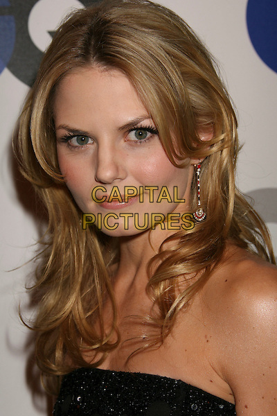 "JENNIFER MORRISON.2007 GQ ""Men of the Year"" held at The Chateau Marmont, Los Angeles, California, USA..December 5th, 2007.headshot portrait  .CAP/ADM/RE.©Russ Elliot/AdMedia/Capital Pictures."