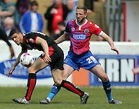 Dagenham and Redbridge vs Crawley Town 30-04-16