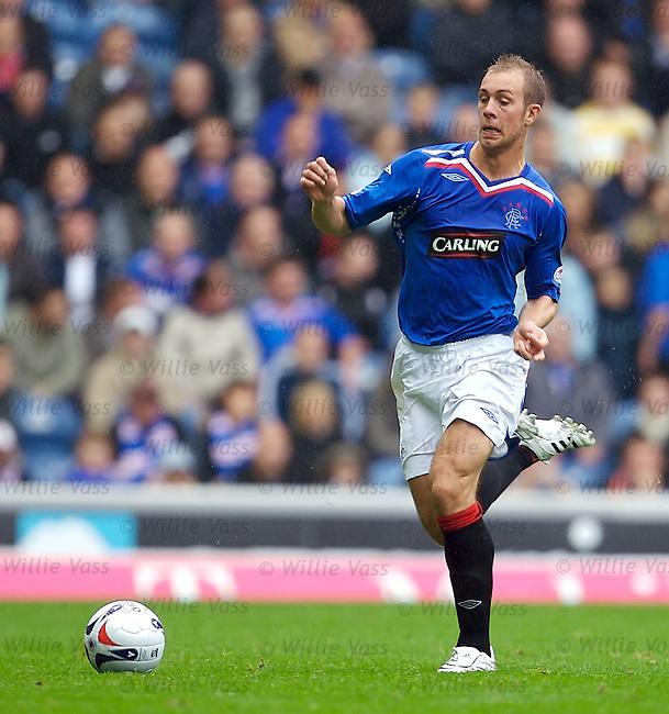 Steven Whittaker, Rangers