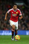 Anthony Martial of Manchester United - Manchester United vs West Ham United - Barclay's Premier League - Old Trafford - Manchester - 05/12/2015 Pic Philip Oldham/SportImage