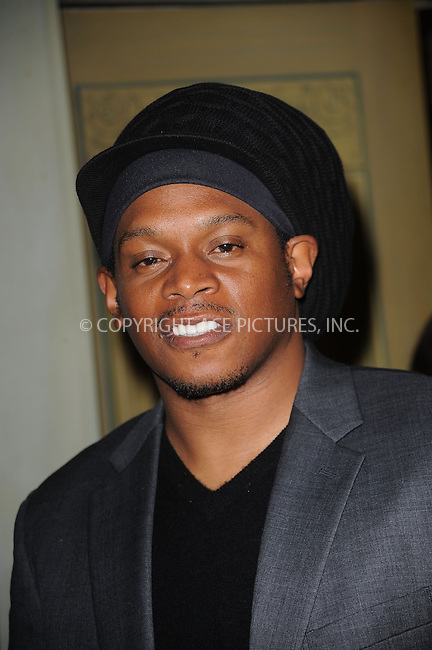 WWW.ACEPIXS.COM . . . . . ....June 18 2009, New York City....MTV VJ, Sway attending the 2009 UJA-Federation of New York Music Visionary Of The Year award luncheon at The Pierre Hotel on June 18, 2009 in New York....Please byline: KRISTIN CALLAHAN - ACEPIXS.COM.. . . . . . ..Ace Pictures, Inc:  ..tel: (212) 243 8787 or (646) 769 0430..e-mail: info@acepixs.com..web: http://www.acepixs.com