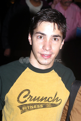 New York City<br /> 2002 <br /> JUSTIN LONG<br /> Photo By John Barrett-PHOTOlink.net/MediaPunch
