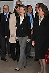 Queen Letizia of Spain attends the 2015 Cancer Forum in Madrid, Spain. February 04, 2015. (ALTERPHOTOS/Victor Blanco)