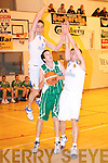St Brendan's Team Meadowlands Eoin Quigley and Neptune's l-r: Ronan O'Sullivan and Kevin Reddy.