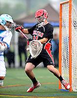 Wesleyan University Men's Lacrosse vs. Tufts 20100508