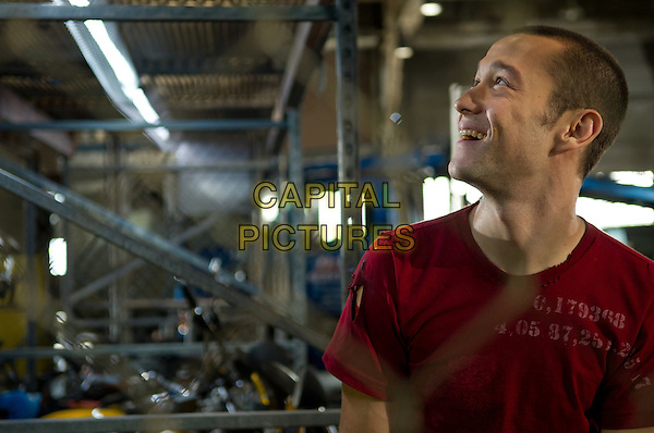Joseph Gordon-Levitt  .in Premium Rush (2012).*Filmstill - Editorial Use Only*.CAP/FB.Supplied by Capital Pictures.